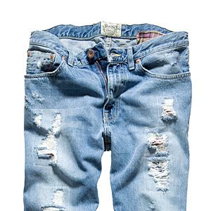 Fotostyling Jeans: Jutta Fries, Stuttgart